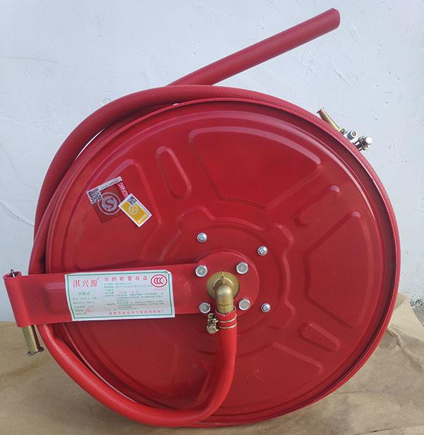 消防自救式软管卷盘