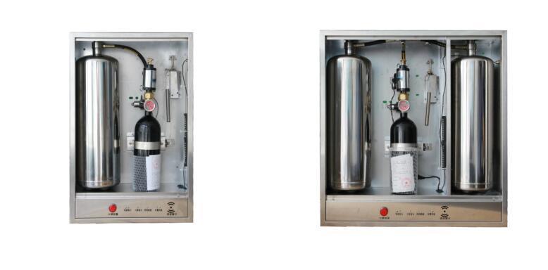 厨房自动灭火设备